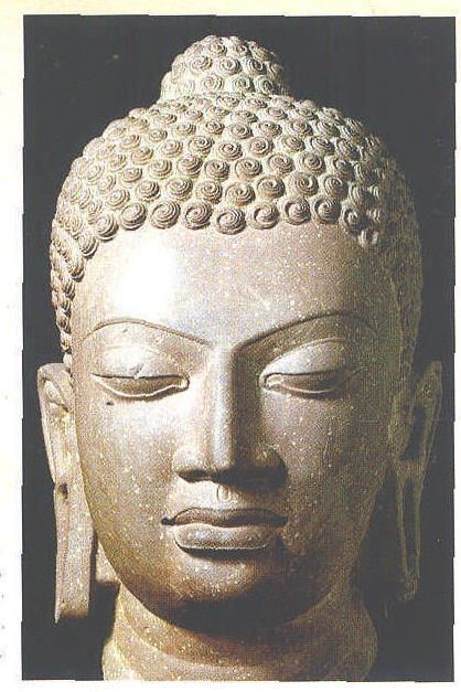 The two periods of buddhist art in india
