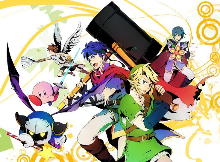 Kid Icarus, Fanart - Zerochan Anime Image Board