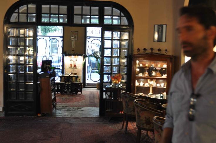 hotel locarno rome with randomgorgeous