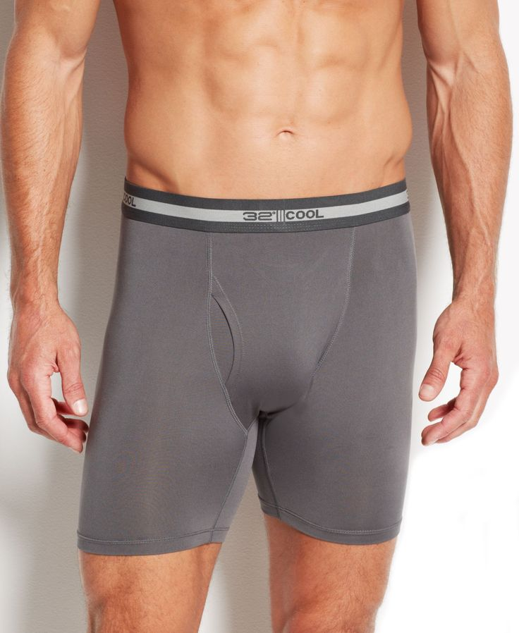 Weatherproof 32 Degrees Cool Performance Cycle Shorts