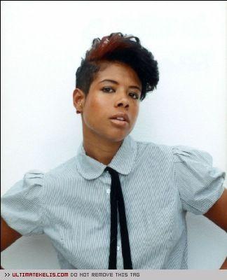 49 Best Kelis Images On Pinterest Hairdos Short Cuts And Short