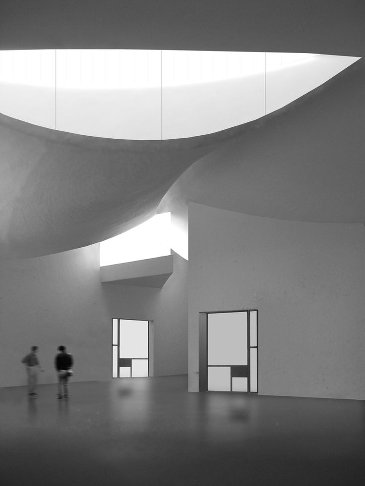 Gallery of Herning Center of the Arts / Steven Holl Architects - 48