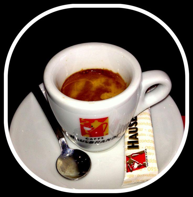 La Caffetteria  espresso hausbrandt