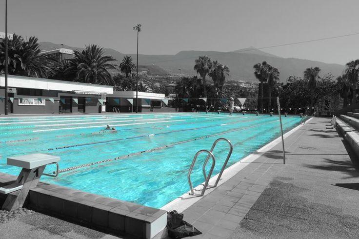 17 mejores im genes sobre public pools water parks for Piscina municipal los cristianos
