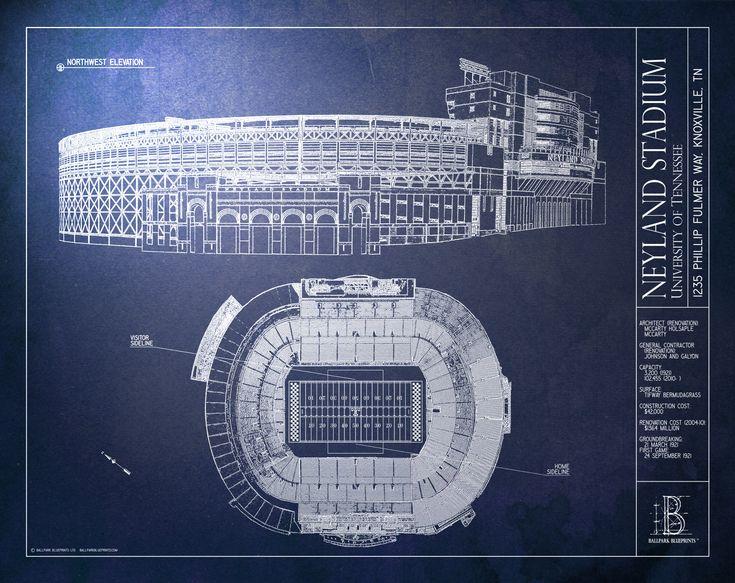 Neyland Stadium - University of Tennessee