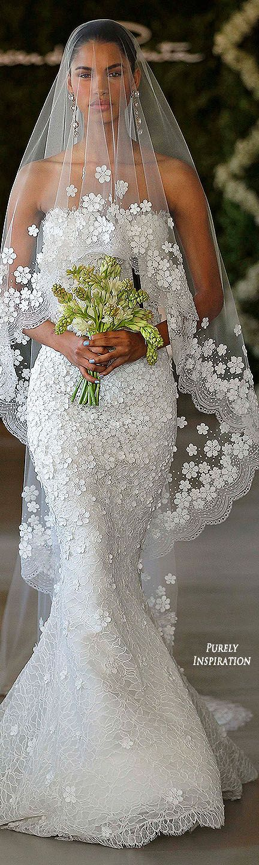 Oscar de la Renta Spring 2013 Women's Bridal RTW | Purely Inspiration
