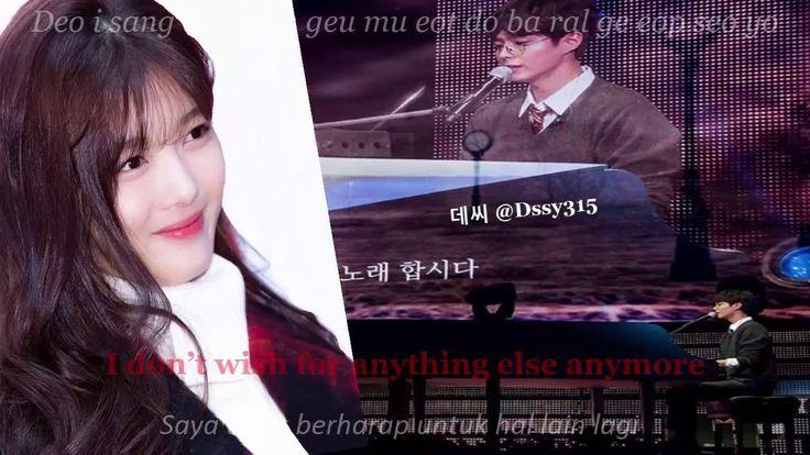 [IndoSub/EngSub/Rom]   Park Bogum 박보검  ~ THANKS   [Kim Dong Ryul]