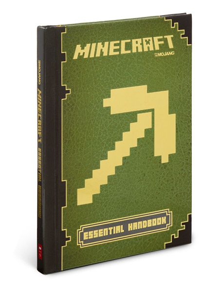 Minecraft: Essential Handbook I've got this :)