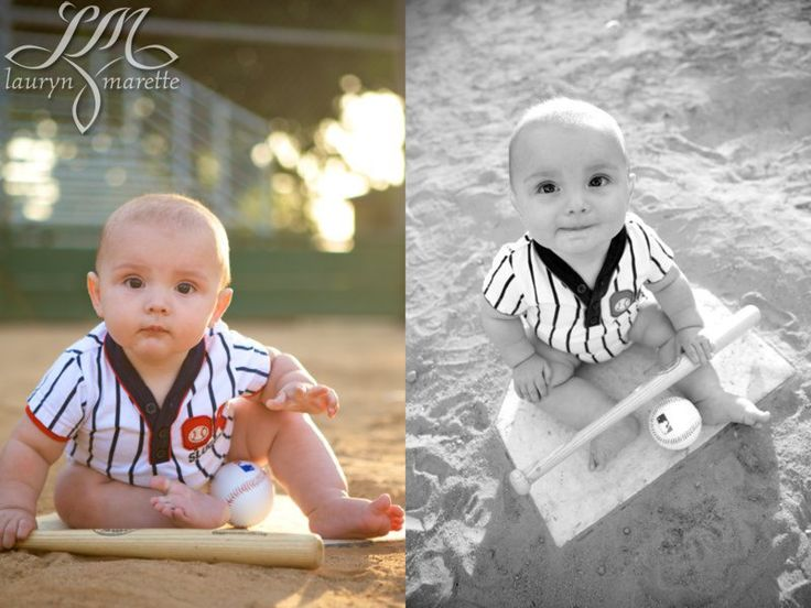 Baseball Baby http://laurynmarette.net