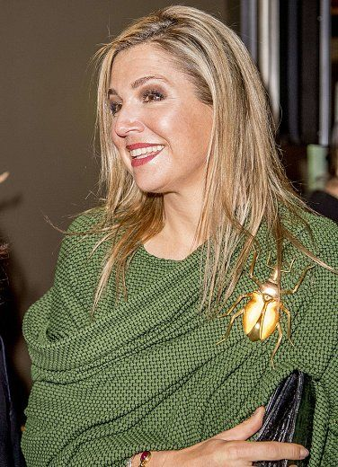 Queen Maxima visits Single SuperMom Foundation