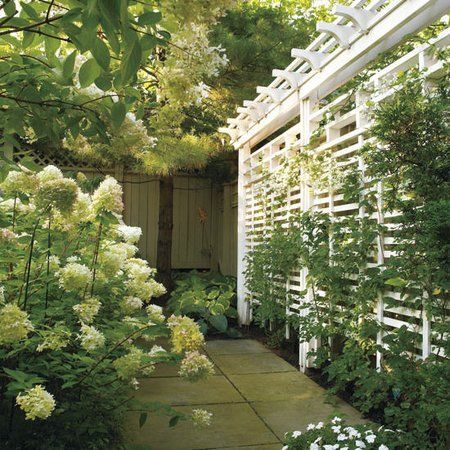 14 best Garden Dividers images on Pinterest | Decks, House porch and ...