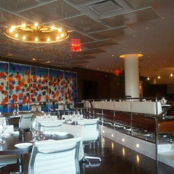 A Voce Columbus Restaurant Italian 10 Circle At Time Warner Center New York Ny 10019 Dining In Pinterest