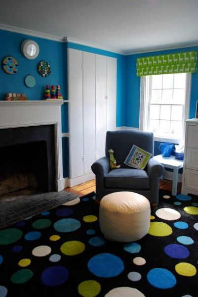 11 best lime green nursery fabric images on pinterest for Fabric for boys room
