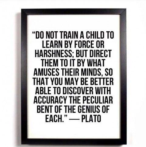 Amuse Their Minds - Plato