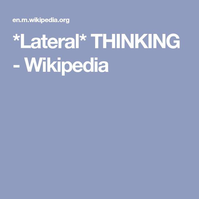 Viac ako 25 najlepších nápadov na Pintereste na tému Lateral ...