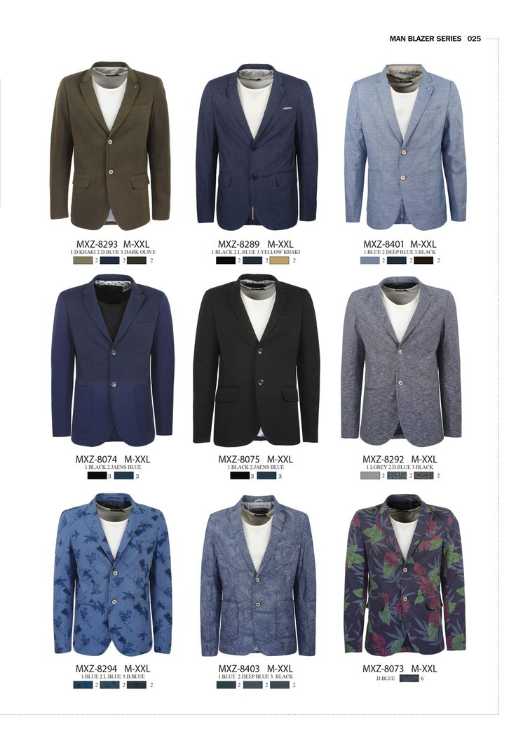 Classic and fun blazers for men  #formen #clothing #fashion #glostory #blazer #shirts #grey #denim #tropical