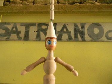 Marionnette en bois satrianocreations