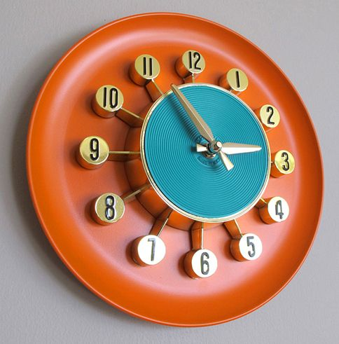 56 Best Images About Cool Clocks On Pinterest Mid
