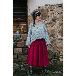 e717fa1a7673 Ankleiderei Ewa i Walla Bluse Voile Flower 44597 SS18   Ewa i Walla   Les  Ours   Pinterest   Cotton, Ss and Shopping