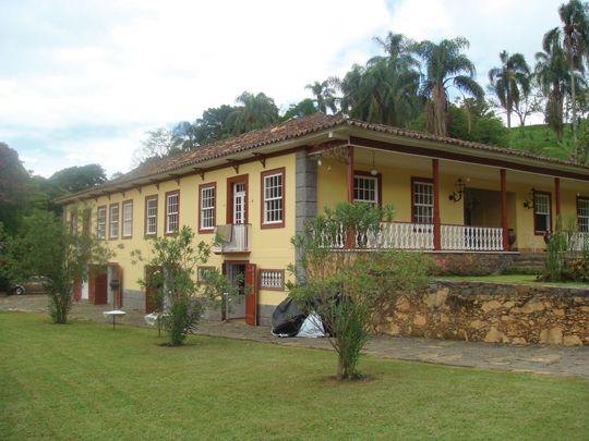 Fazenda Santana - Valença - RJ - Brazil