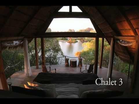 Sindabezi Island Lodge -- Zambia
