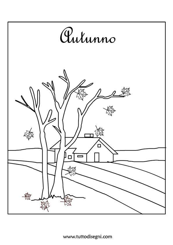 immagine-autunno-da-colorare