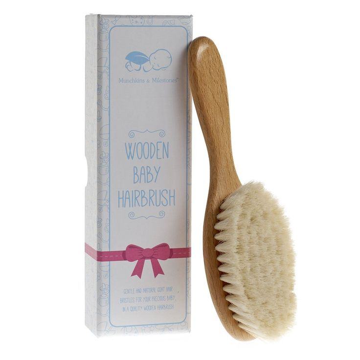 Baby Brush $13.49 from Munchkins & Milestones