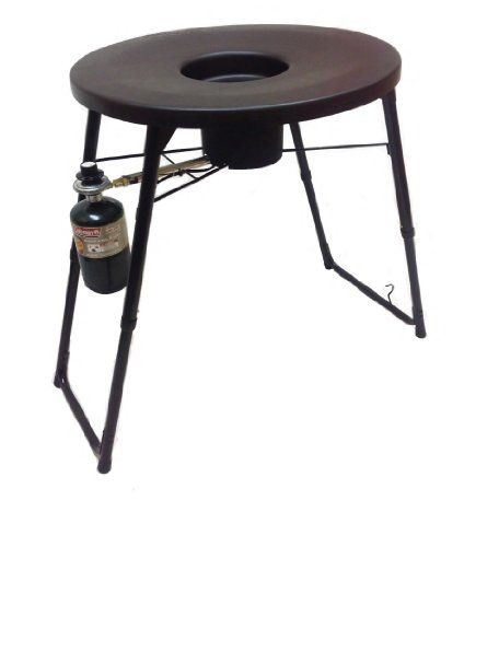 Fryin' Saucer Outdoor Portable Propane Deep Fryer