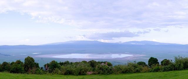 The Crater Floor - Ngorongoro Crater by aaronvonhagen, via Flickr