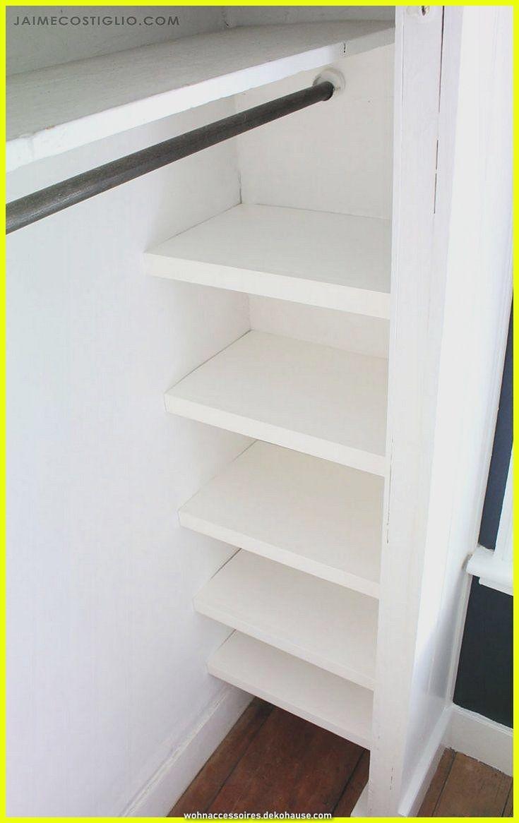Einfache Schrankregale In 2020 Schrank Regale Schrank Umgestalten Schlafzimmer Schrank Ideen