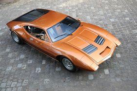 Bild (6/21): AMC AMX/3 (1969) – der Wagen war ursprünglich rot (©Mathieu Heu…