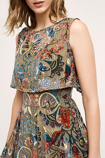 Gardenza Dress - anthropologie.com