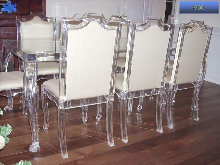 Sedie decorate ~ Best acrylic chairs sedie in plexiglass trasparente images on