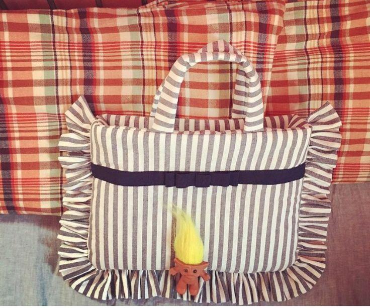 幼稚園バッグ