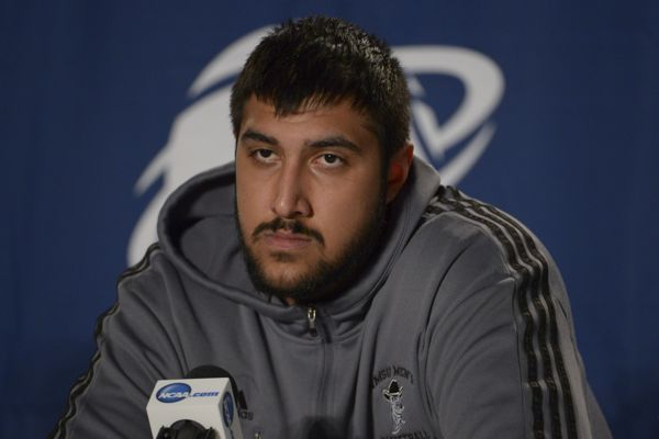 Meet Sim Bhullar, the Kings' 7-foot-5 center project and the NBA's first player of Indian descent