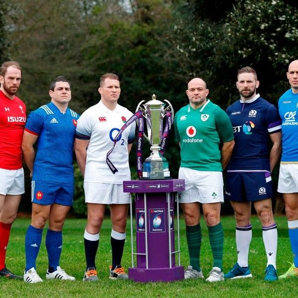 Six Nations 2018 full fixture list and TV schedule – live BBC and ITV coverage details revealed