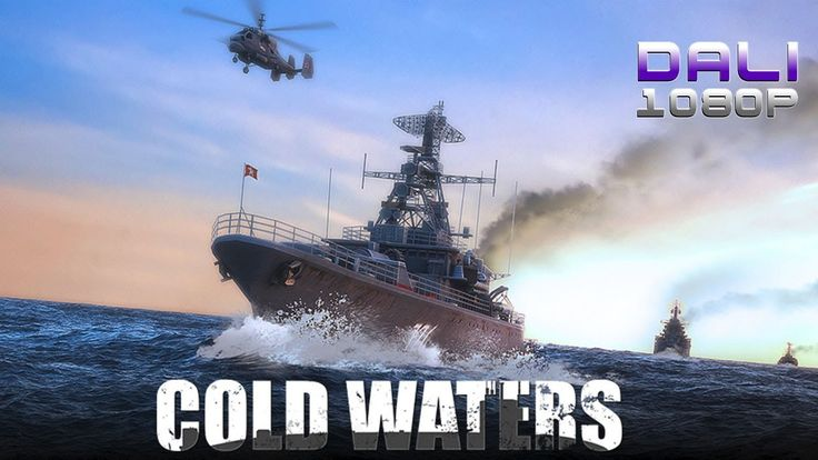 """Cold Waters Inspired by the 1988 classic """"Red Storm Rising"""", command a nuclear submarine in a desperate attempt to prevent """"mutually assured destruction"""" when the Cold War gets hot and WWIII begins. #ColdWaters #KillerfishGames #simulation #Steam #YouTube"""