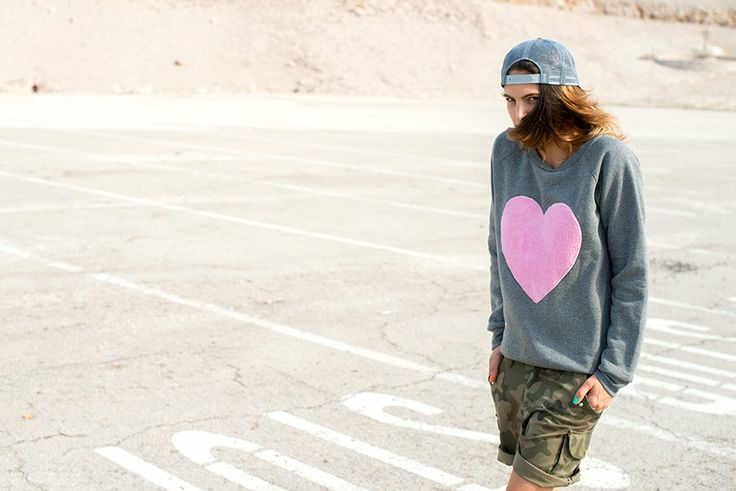 Femi Pleasure RAN sweatshirt