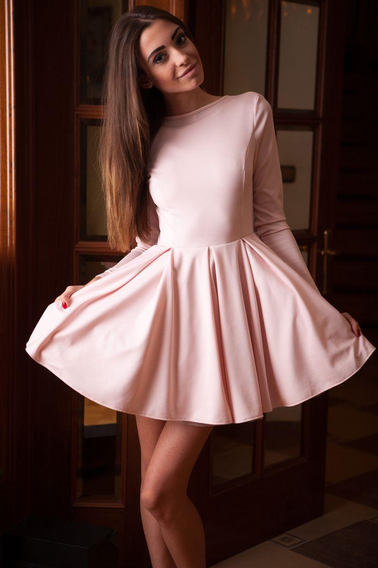 Sukienka LADY www.poqash.pl