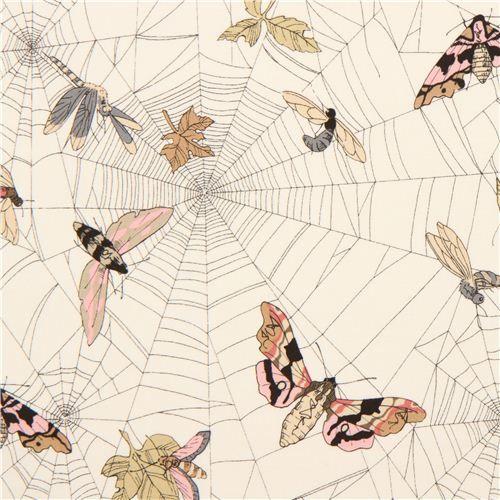 alexander henry a ghastlie web fabric