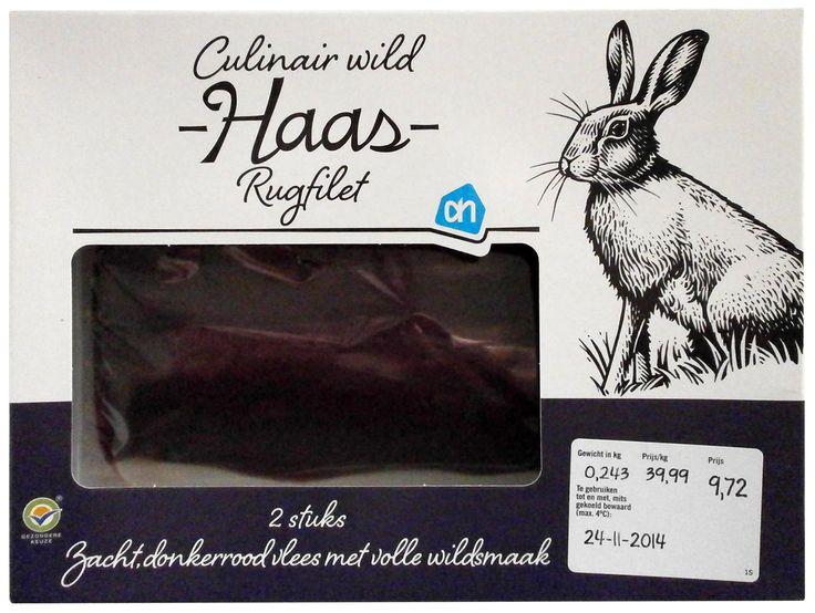 Rabbit meat PD