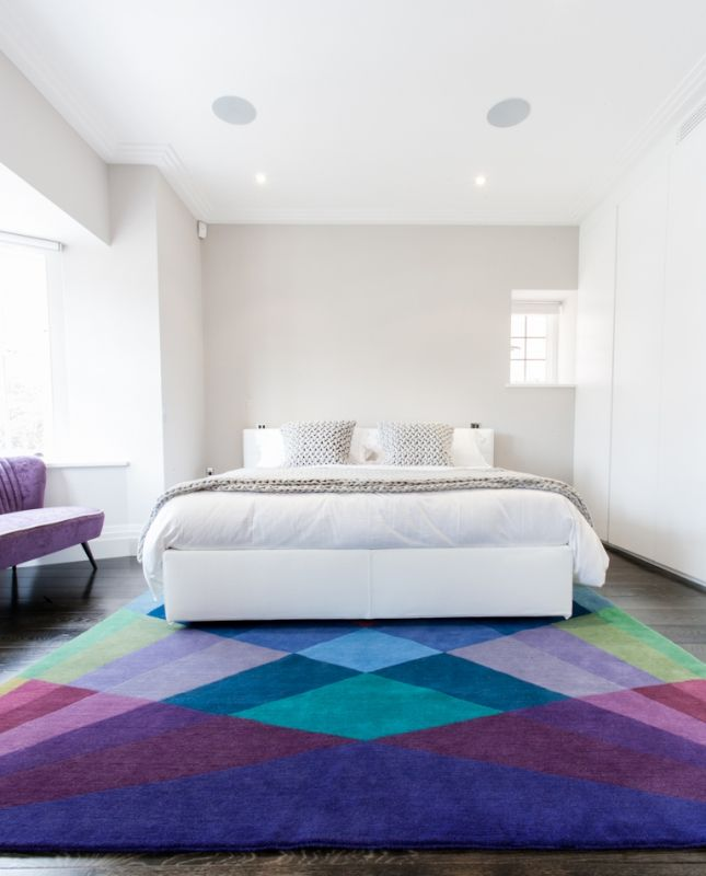 Sonya Winner - After the Rainbow - Rug - 2014 Architectural Digest Home Design Show Exhibitor