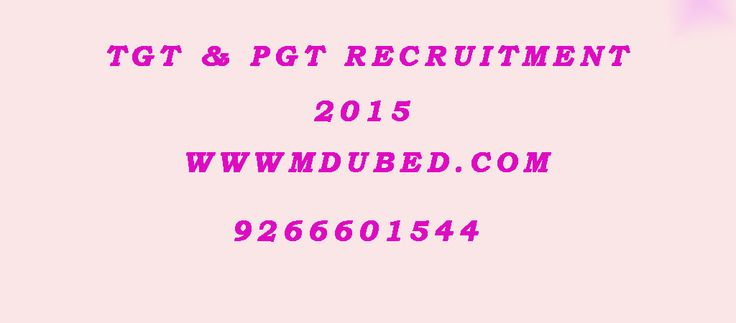 A latest government Job news now upcoming for  UP TGT PGT  Vacancy  2015. all information regarding up tgt pgt news,  exam date, prospectus, admit card, vacancies place subject wise as are following.