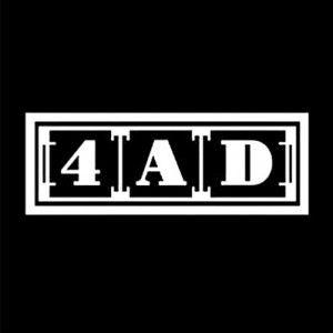 La 4AD Records è un'etichetta indipendente britannica fondata nel 1979 da Ivo Watts-Russell e Peter Kent. Originariamente nata come Axis Records, cambiò nome per omonimia con un'altra casa discografica; il nome attuale viene da un bollettino pubblicitario.