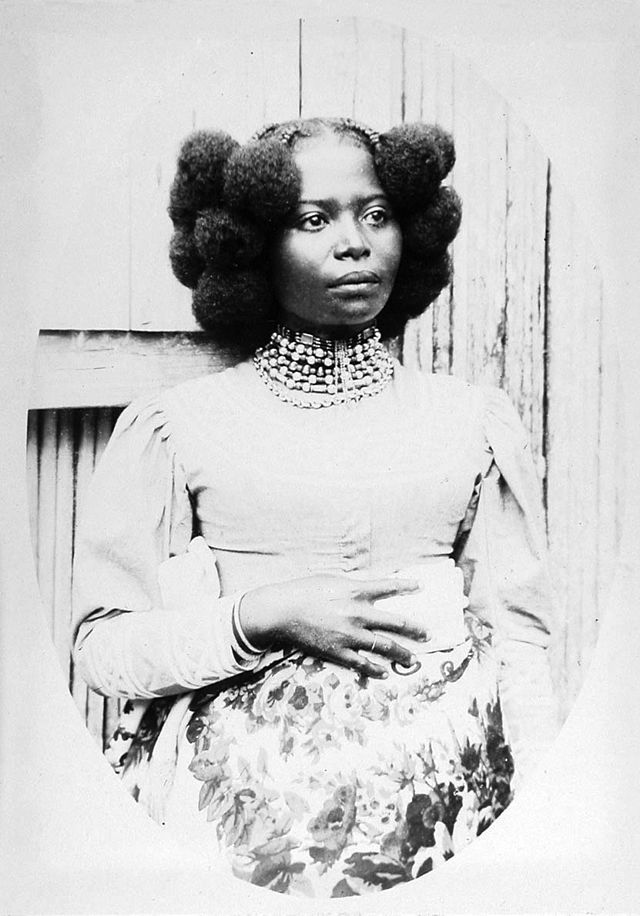 History Of African Hair Culture- Civil War EraBlack hairstyles in the 1800s were based on customs and tradition, symbolizing tribal affiliations. When Africans were bought to America in the slave...