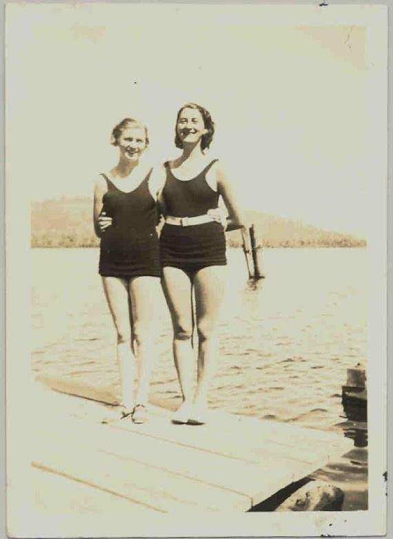 Bathing Suit Vintage 116