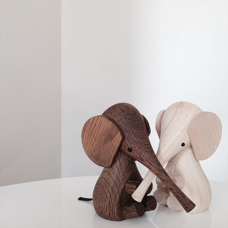 Baby elephant frá Lucie Kaas