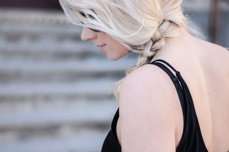 Fashionable plait. Find out more on: http://awake-fshn.pl/blog/glamorous