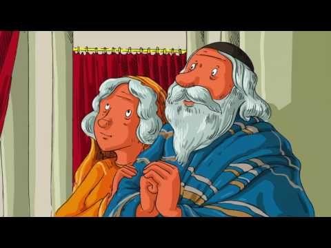 www.theobule.org - l'annonce à Zacharie - YouTube