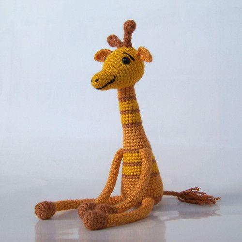 Žirafa Mila